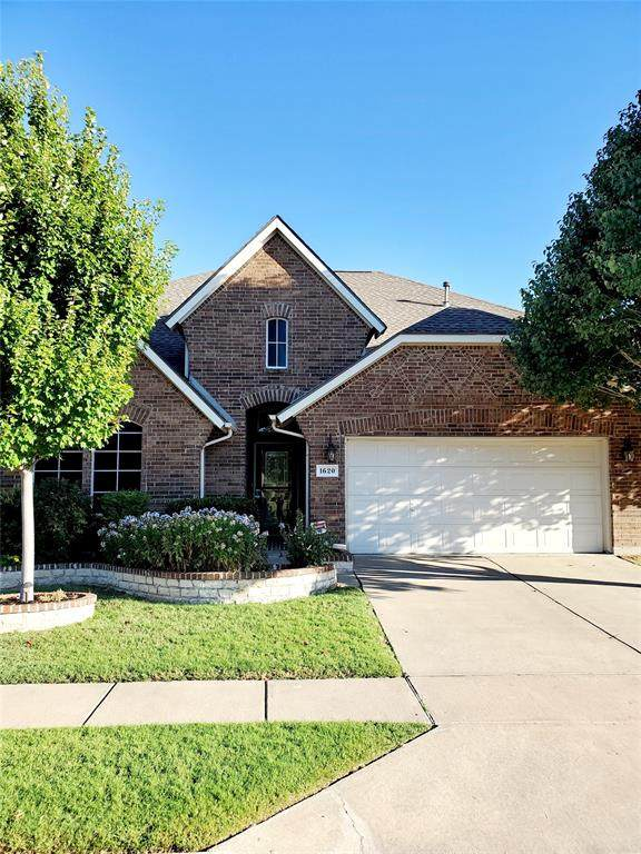 1620 Lake Way Drive, Little Elm, TX 75068 (#14555788) :: Homes By Lainie Real Estate Group