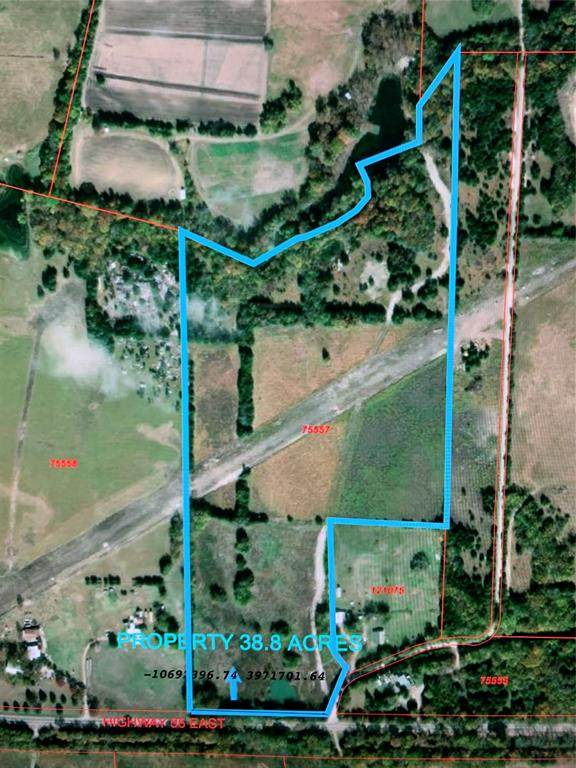 TBD County Rd 3211, Dodd City, TX 75438 (#14557520) :: Homes By Lainie Real Estate Group