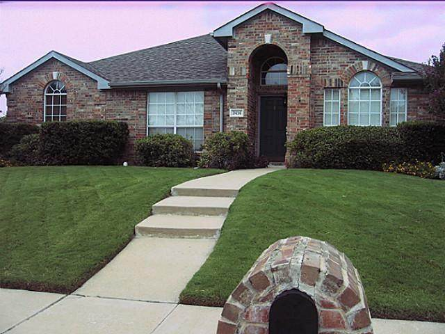 3414 Canyon View Court, Mckinney, TX 75071 (MLS #14557648) :: Real Estate By Design