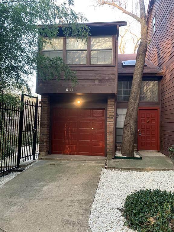 6111 Summer Creek Circle, Dallas, TX 75231 (MLS #14557788) :: Wood Real Estate Group