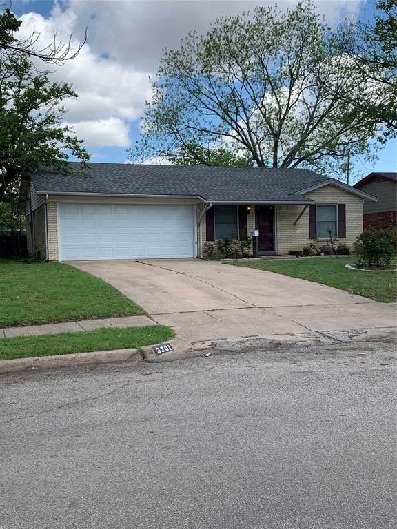 3201 Griffiths Drive, Irving, TX 75061 (MLS #14558288) :: Jones-Papadopoulos & Co