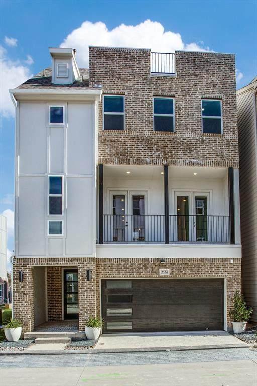 2606 Carolwood Lane, Dallas, TX 75212 (MLS #14558353) :: All Cities USA Realty