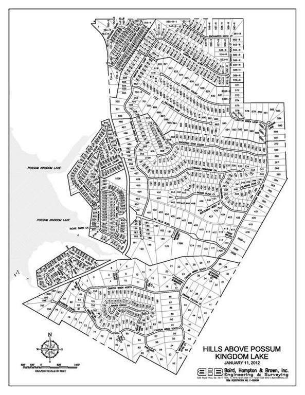 Lt. 100 Turtle Dove Ln, Graford, TX 76449 (MLS #14558750) :: Jones-Papadopoulos & Co