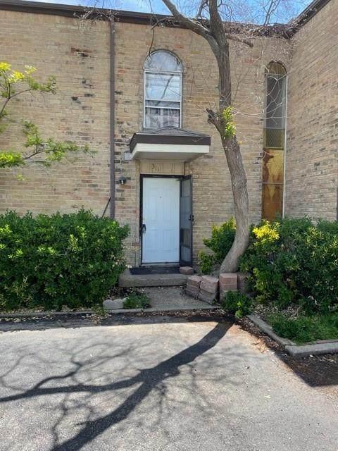 6024 Westridge Lane #311, Fort Worth, TX 76116 (MLS #14559054) :: The Mitchell Group