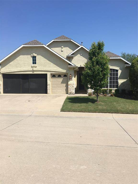 9508 Sandlewood Drive, Denton, TX 76207 (MLS #14559055) :: The Mauelshagen Group