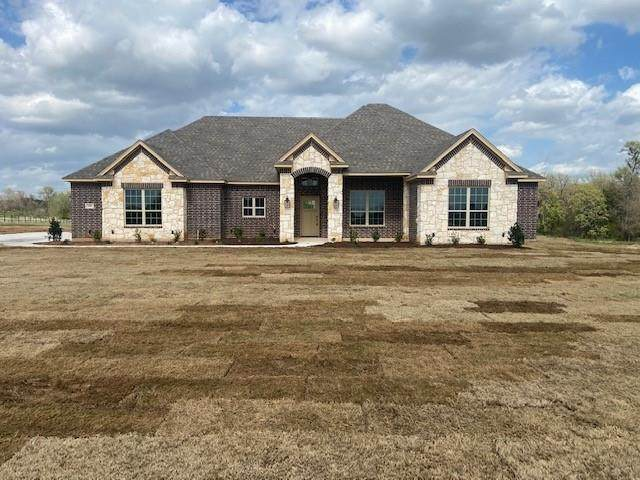 136 Katy Ranch Drive, Weatherford, TX 76085 (MLS #14559580) :: The Mitchell Group