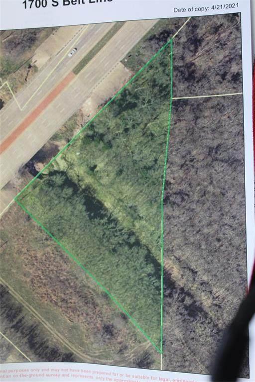 1700 S Belt Line Road, Mesquite, TX 75181 (MLS #14559674) :: Robbins Real Estate Group