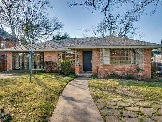 6856 Lakeshore Drive, Dallas, TX 75214 (MLS #14560310) :: The Rhodes Team