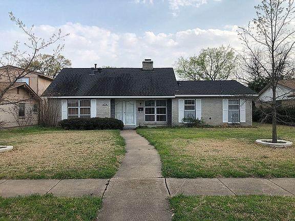4118 Burning Tree Lane, Garland, TX 75042 (MLS #14560841) :: VIVO Realty