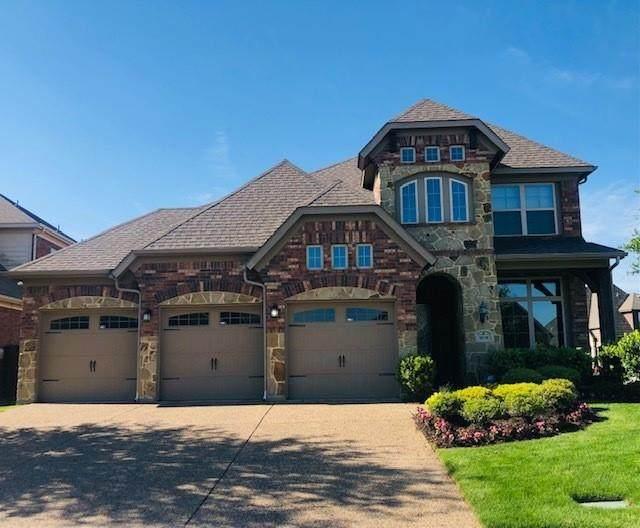 1038 Knoxbridge Road, Forney, TX 75126 (MLS #14561377) :: Wood Real Estate Group