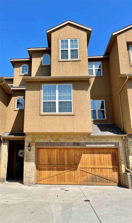 2660 Venice Drive #5, Grand Prairie, TX 75054 (MLS #14561605) :: The Tierny Jordan Network