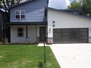 6714 Prosper Street, Dallas, TX 75209 (MLS #14561653) :: The Mitchell Group