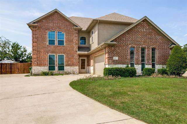 600 Trails End Court, Hurst, TX 76054 (MLS #14561963) :: The Mitchell Group