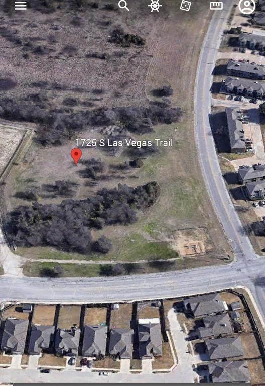 1725 S Las Vegas Trail, White Settlement, TX 76108 (MLS #14562003) :: VIVO Realty