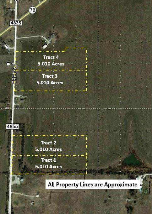 TBD County Road 4855, Leonard, TX 75452 (#14563422) :: Homes By Lainie Real Estate Group