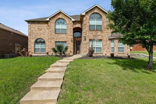 115 Rose Garden Way, Red Oak, TX 75154 (MLS #14563455) :: The Krissy Mireles Team