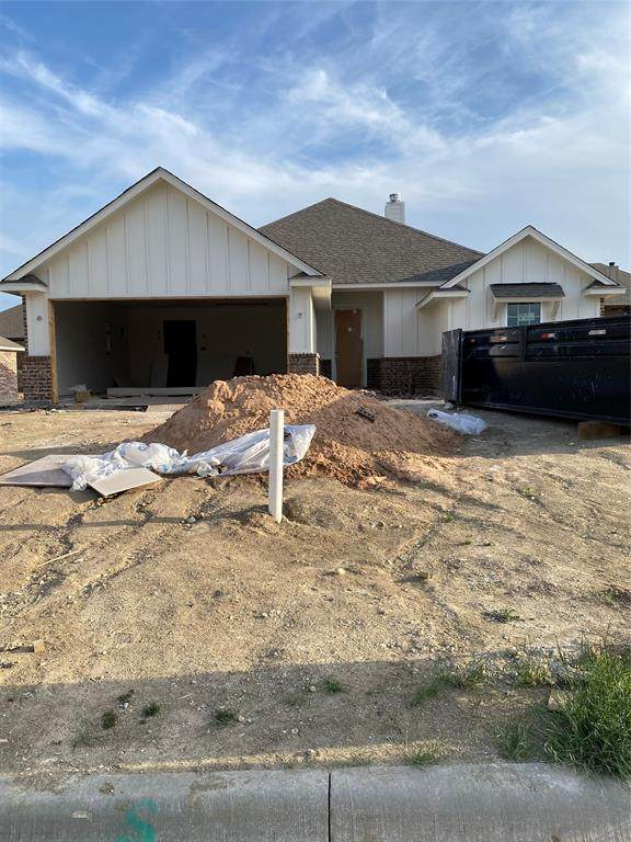 211 Harp Avenue, Godley, TX 76044 (MLS #14563618) :: All Cities USA Realty