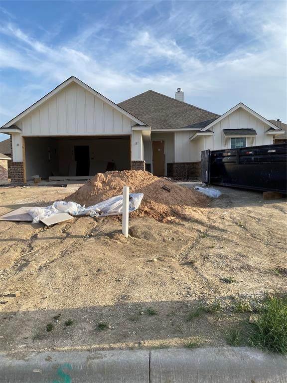 211 Harp Avenue, Godley, TX 76044 (MLS #14563618) :: Wood Real Estate Group