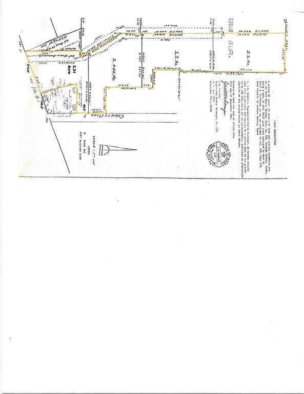 5535 E Highway 67, Alvarado, TX 76009 (MLS #14563631) :: The Kimberly Davis Group