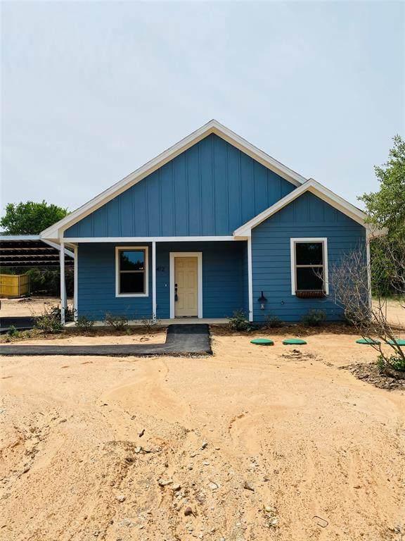 5412 Firewood Trail, Granbury, TX 76048 (MLS #14563832) :: Wood Real Estate Group