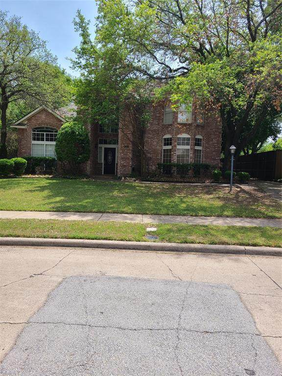335 Spanish Moss Drive, Coppell, TX 75019 (MLS #14564244) :: Team Tiller