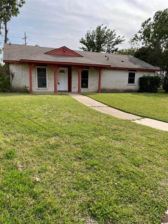 1380 Applegate Drive, Lewisville, TX 75067 (MLS #14564251) :: Wood Real Estate Group