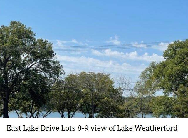 7 TBD East Lake Drive, Weatherford, TX 76087 (MLS #14565087) :: Robbins Real Estate Group