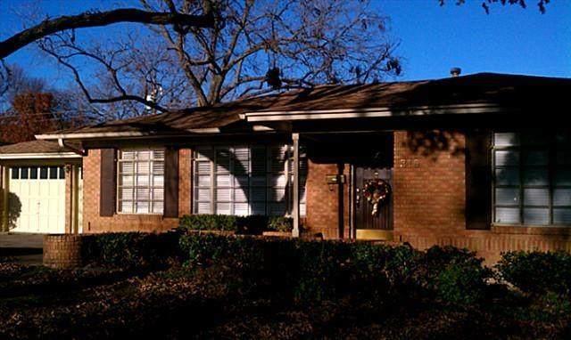 316 Classen Drive, Dallas, TX 75218 (MLS #14565559) :: Wood Real Estate Group