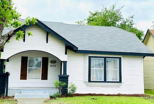 4120 Gee Street, Greenville, TX 75401 (MLS #14565934) :: All Cities USA Realty