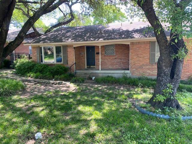 9030 Westbriar Drive, Dallas, TX 75228 (MLS #14566176) :: 1st Choice Realty