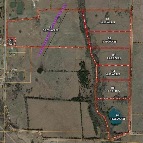 TBD Farm Road 137, Paris, TX 75460 (MLS #14566350) :: All Cities USA Realty