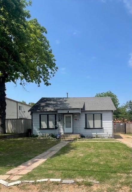 4505 Waldemar Street, Haltom City, TX 76117 (MLS #14566462) :: Premier Properties Group of Keller Williams Realty