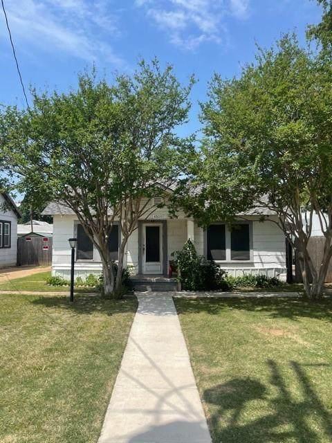4509 Waldemar Street, Haltom City, TX 76117 (MLS #14566525) :: Premier Properties Group of Keller Williams Realty