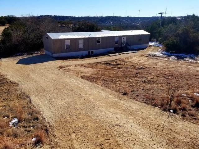 489 County Road 655, Tuscola, TX 79562 (MLS #14568137) :: The Tierny Jordan Network