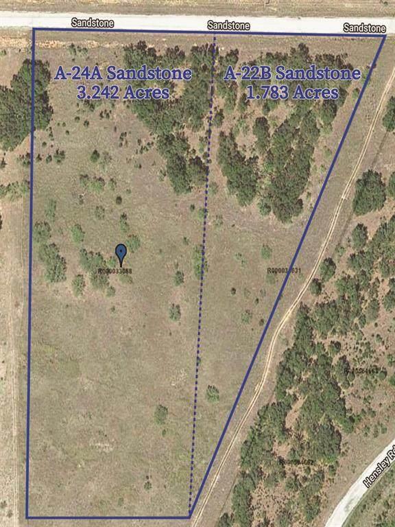 22B&24A Sandstone, Gordon, TX 76453 (MLS #14568877) :: Jones-Papadopoulos & Co