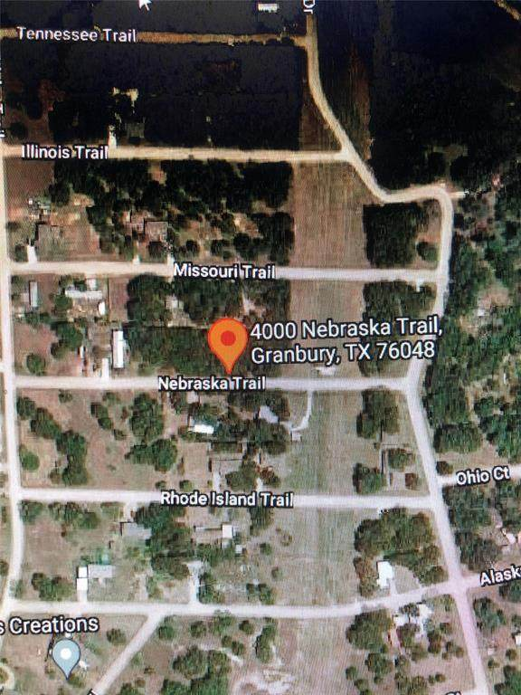 4000 Nebraska Trail, Granbury, TX 76048 (MLS #14569303) :: The Good Home Team