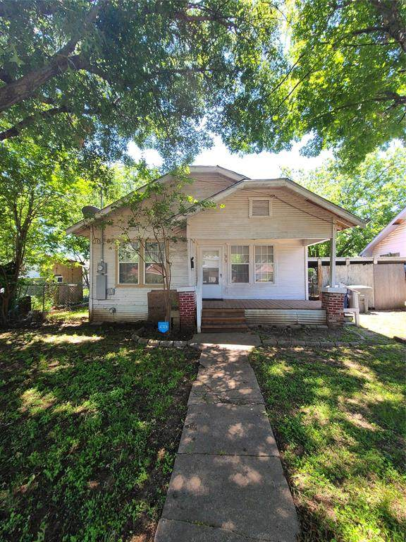 1212 Walmsley Avenue, Dallas, TX 75208 (MLS #14570328) :: All Cities USA Realty