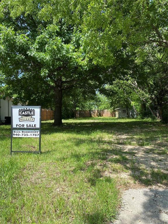 601 Rose Street, Denton, TX 76209 (MLS #14570392) :: Real Estate By Design