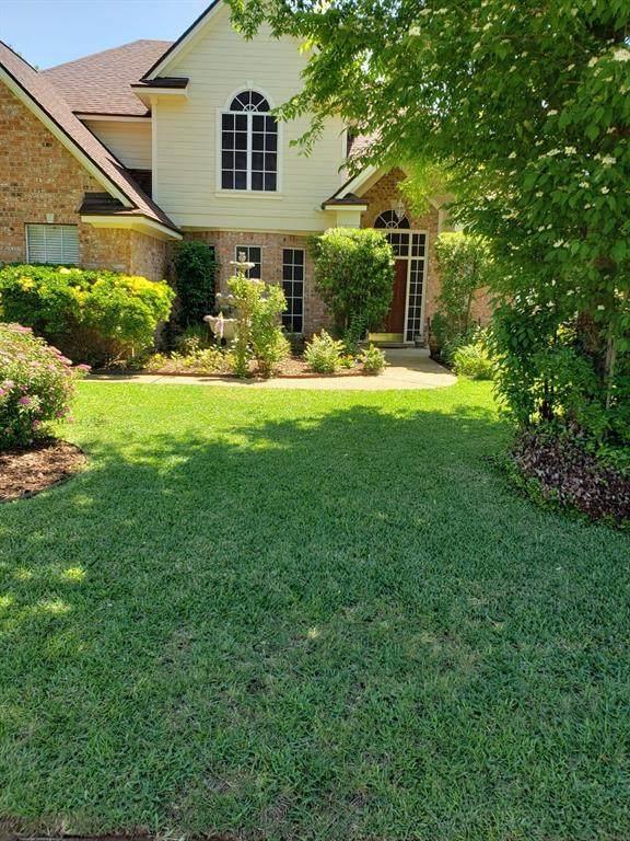 1808 Emberwood Circle, Bossier City, LA 71111 (MLS #14571710) :: The Kimberly Davis Group