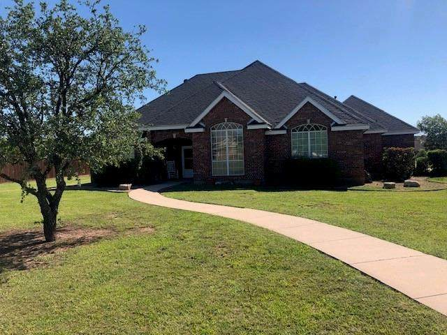 181 Jamestown Road, Abilene, TX 79602 (MLS #14571811) :: RE/MAX Landmark