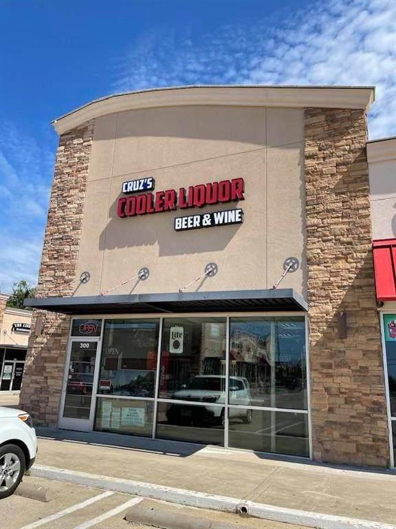 407 W Eldorado Parkway #300, Little Elm, TX 75068 (MLS #14571932) :: VIVO Realty