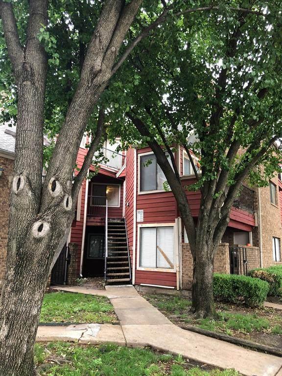 9805 Walnut Street C209, Dallas, TX 75243 (MLS #14572013) :: The Mauelshagen Group
