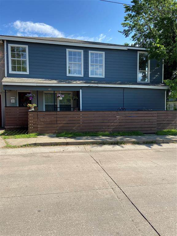 403 E Standifer Street, Mckinney, TX 75069 (MLS #14572044) :: Team Hodnett