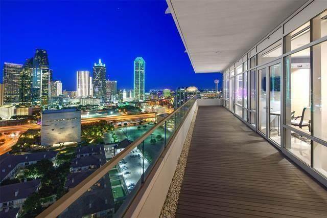 2430 Victory Park Lane #2404, Dallas, TX 75219 (MLS #14573121) :: Frankie Arthur Real Estate