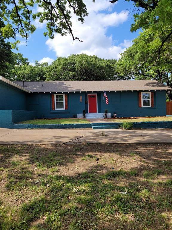 5309 Lambeth Lane, Fort Worth, TX 76112 (MLS #14573405) :: The Chad Smith Team