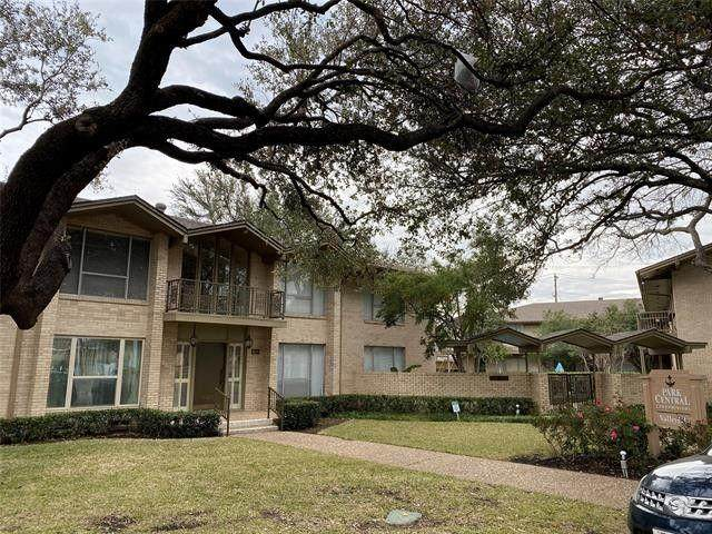 11114 Valleydale Drive B, Dallas, TX 75230 (MLS #14573465) :: The Mauelshagen Group