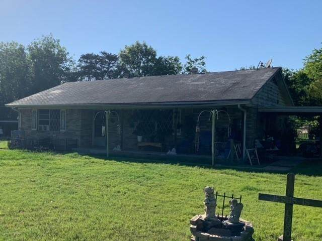 132 Vz County Road, Wills Point, TX 75169 (MLS #14573471) :: RE/MAX Landmark