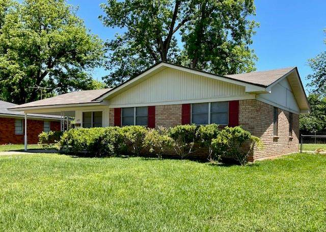 4209 Lark Street, Bossier City, LA 71112 (MLS #14573481) :: Team Tiller