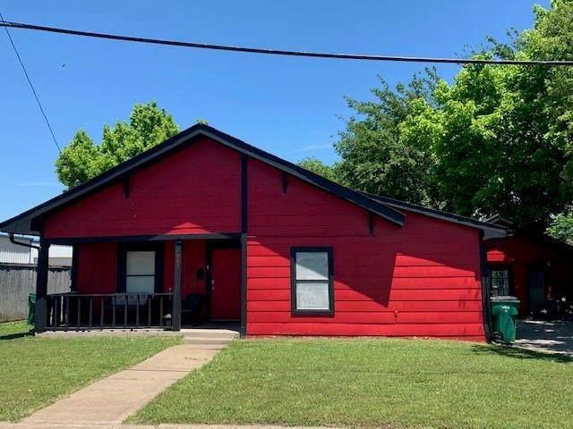 201 E Josephine Street, Mckinney, TX 75069 (MLS #14574025) :: EXIT Realty Elite