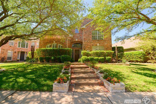 306 Suncreek Drive, Allen, TX 75013 (MLS #14574343) :: The Tierny Jordan Network